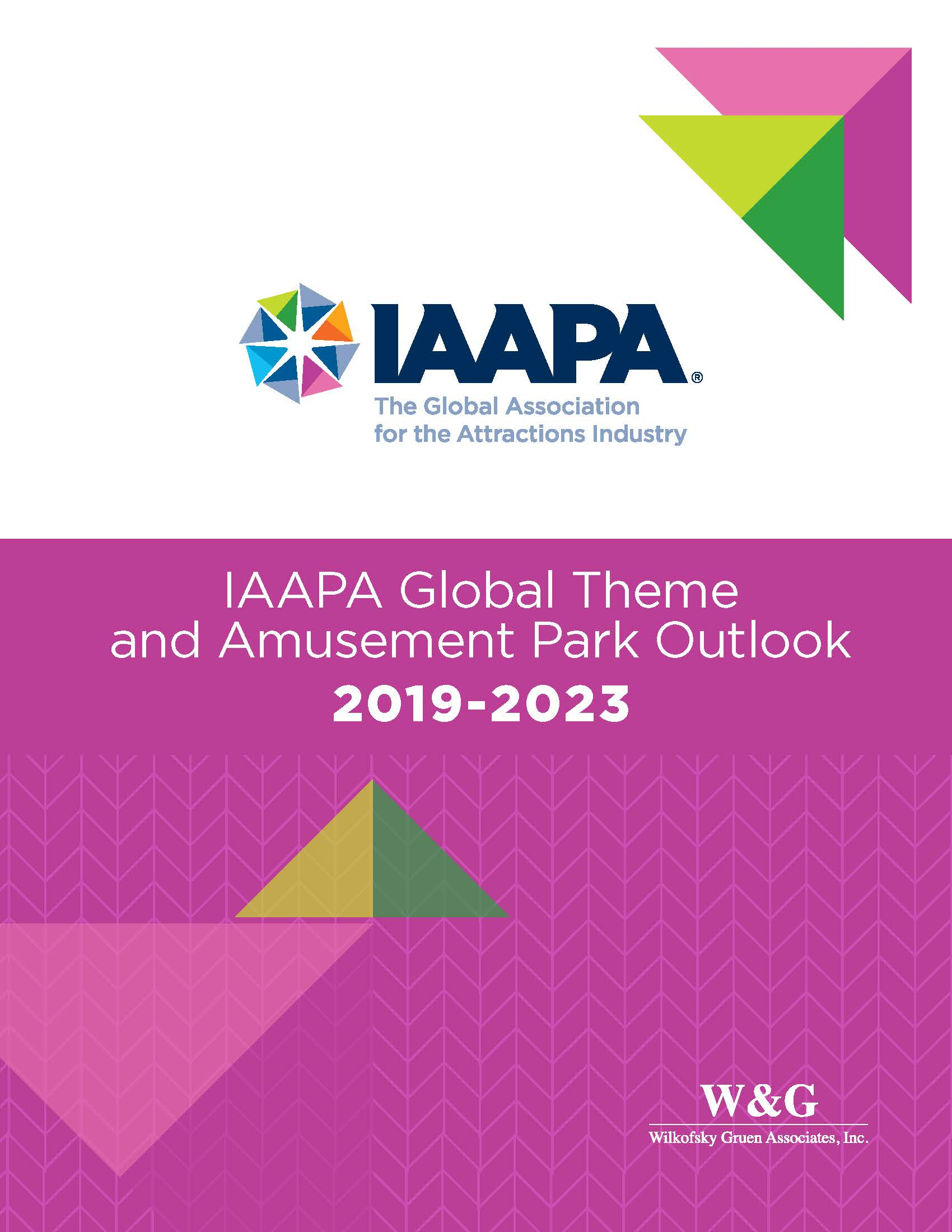 IAAPA Global Theme and Amusement Park Outlook 2019 - 2023