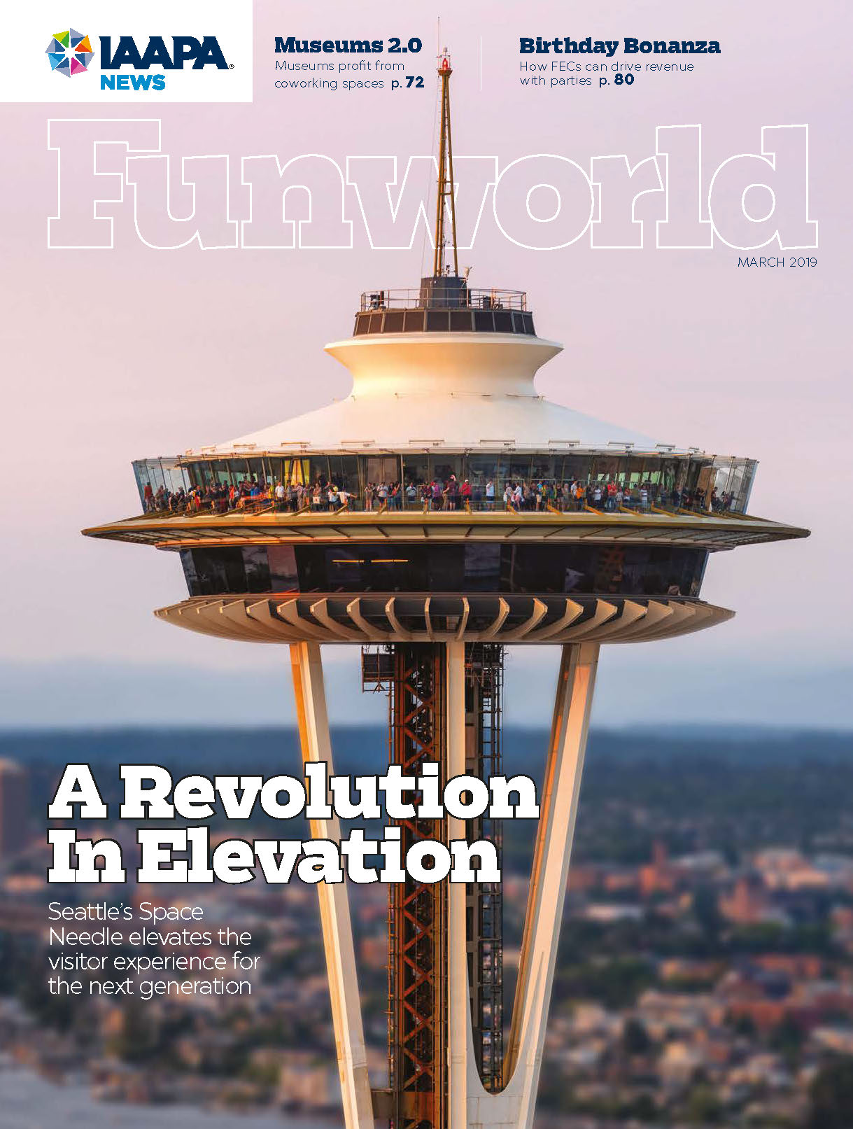 FUNWORLD Magazine Subscription