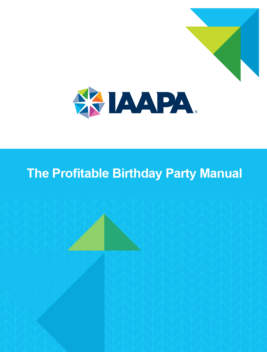 The Profitable Birthday Party Manual